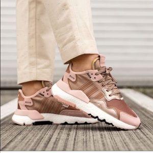 Adidas | Rose Gold Nite Jogger